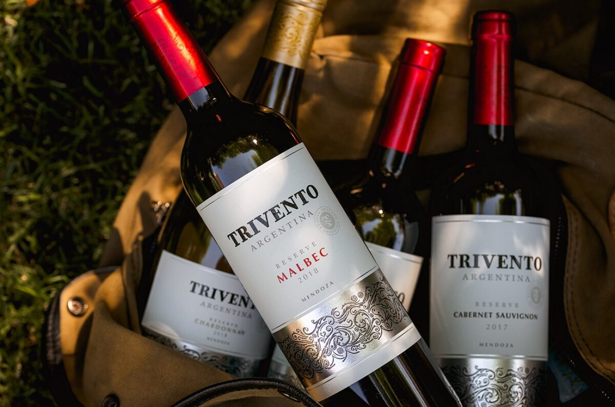 Trivento is named the world's best-selling Argentine wine