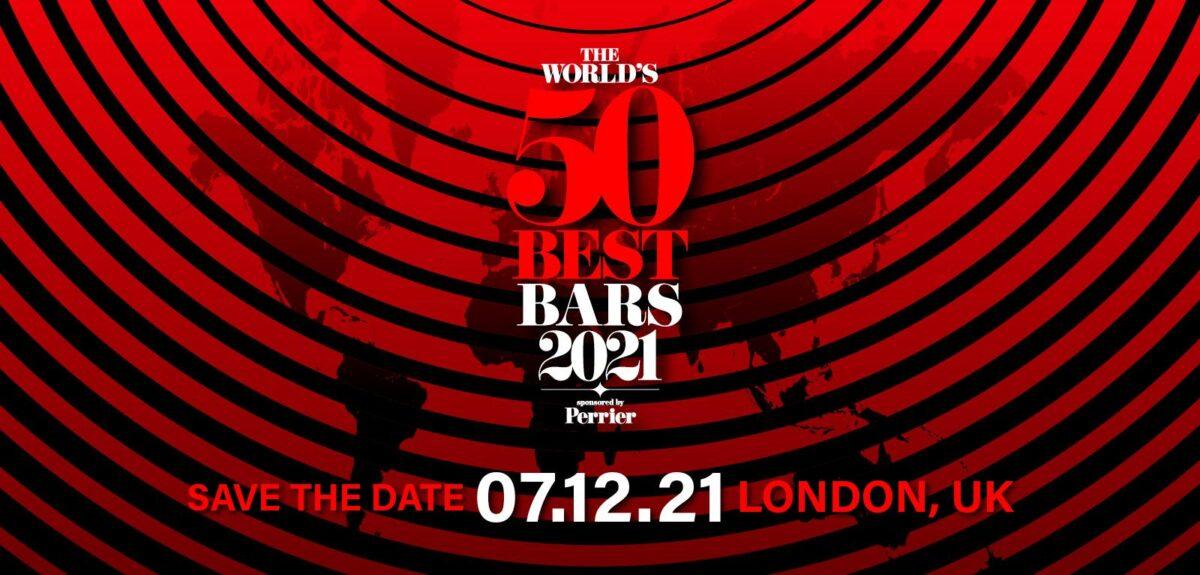 The World's 50 Best Bars returns LIVE December 2021!