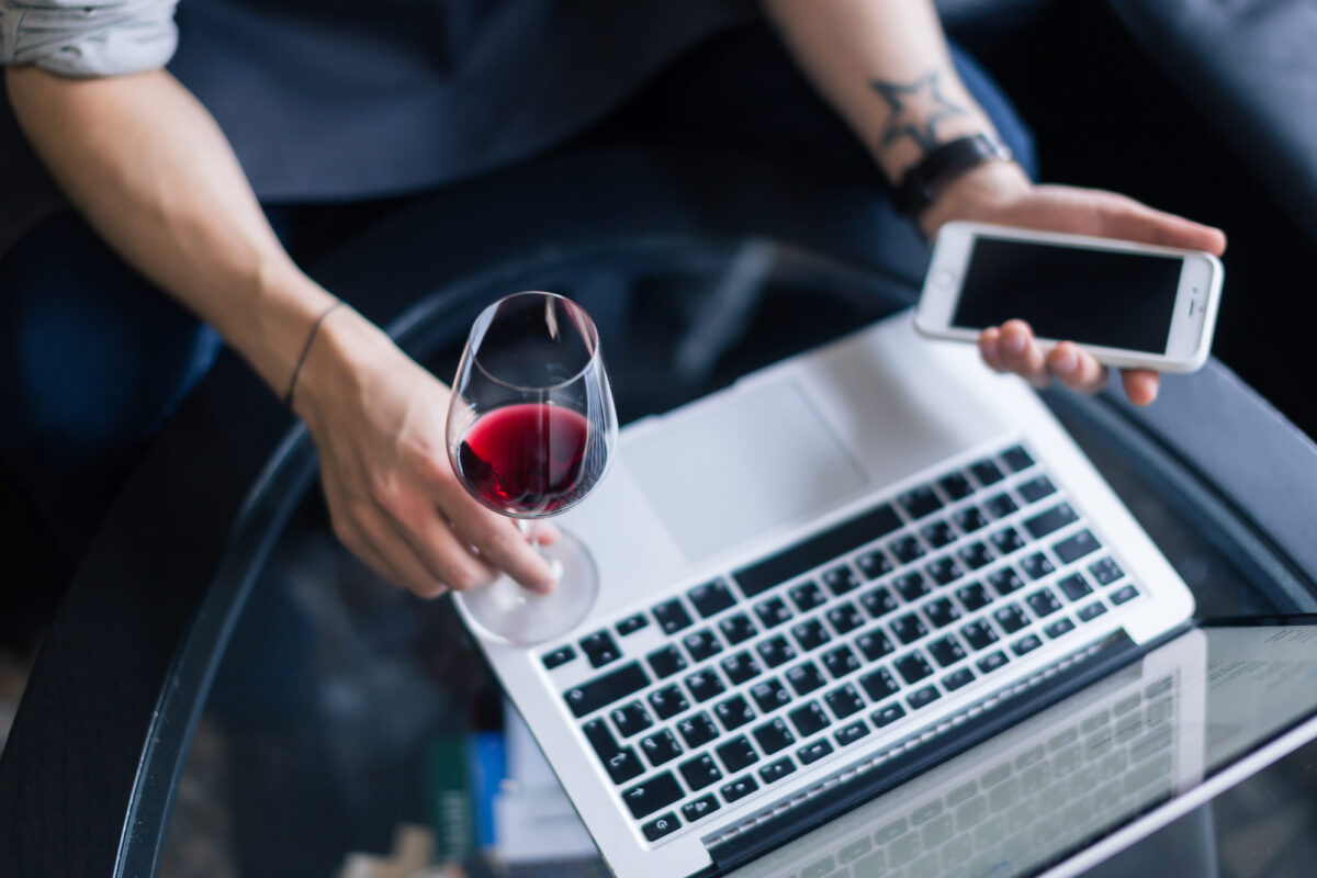 Italy's online wine sales increased 310% H1