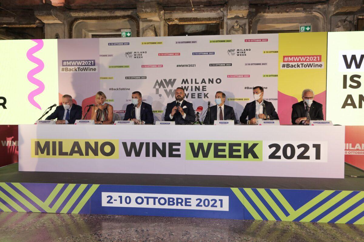 Milano Wine Week October 2 to 10, 2021