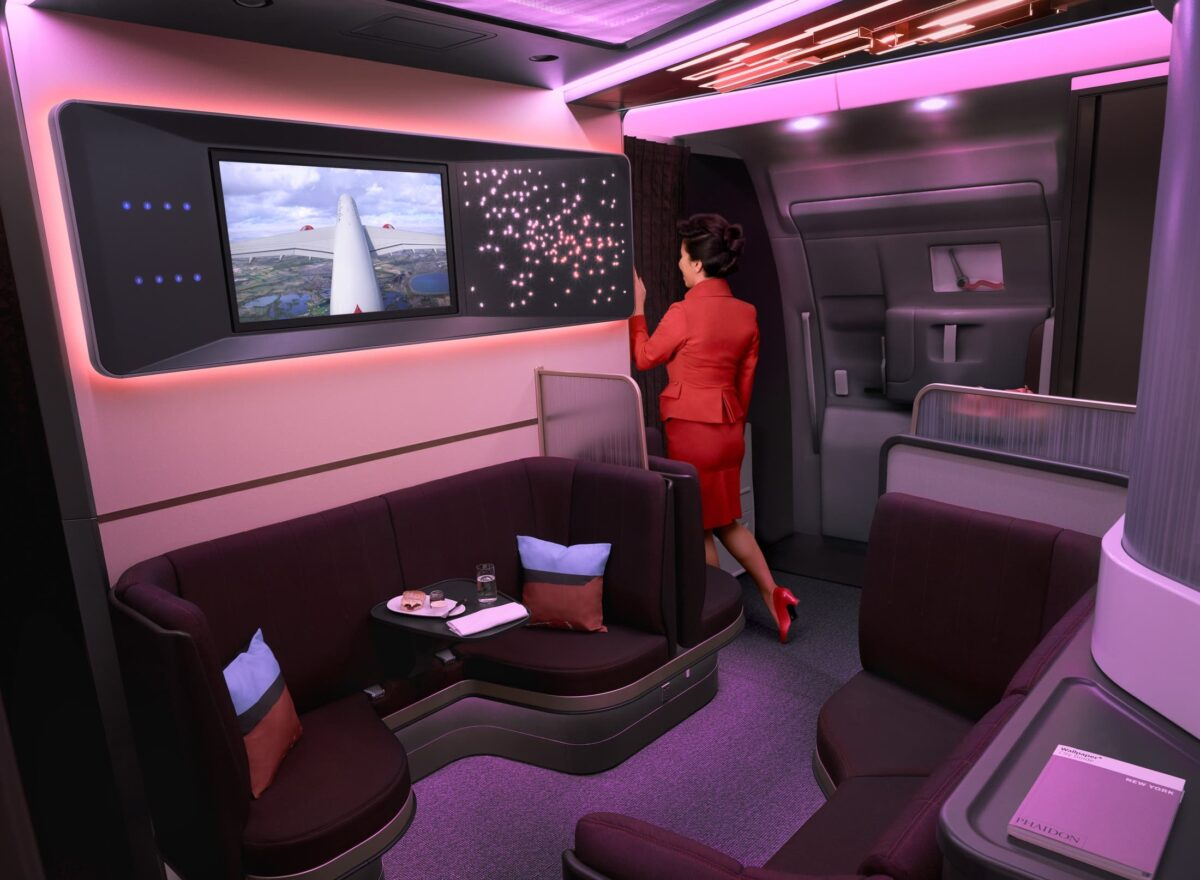 """Virgin Atlantic Airline Launches """"Social Drinking Booth"""""""